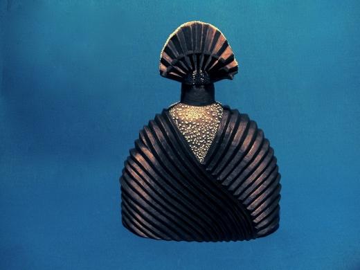 Paperclay mit Hufnägel 45 cm
